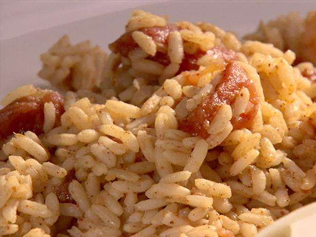 Spanish Smokey Rice