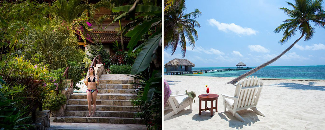 U.S. News & World Report ranks Belize as the #1 Winter Vacation Destination
